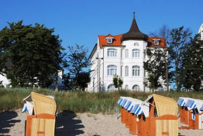 Strandhotel Binz - Laterooms