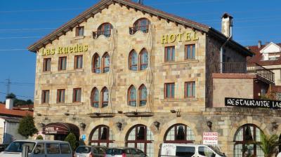 Hotel Las Ruedas - Laterooms
