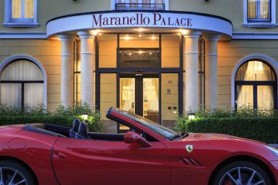 Maranello Palace - Laterooms