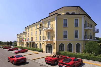 Maranello Palace - Laterooms