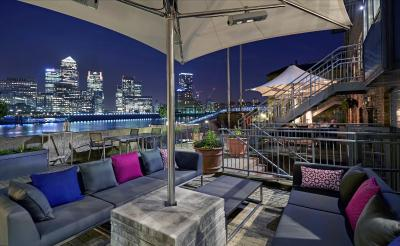 DoubleTree by Hilton Hotel London - Docklands Riverside - Laterooms
