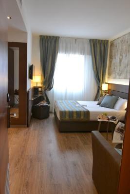 Hotel Sirio - Laterooms