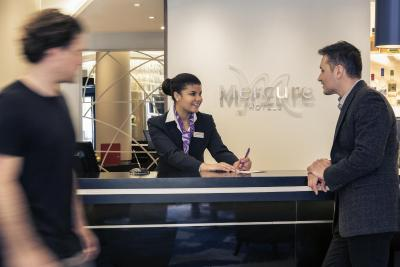 Mercure Edinburgh Haymarket - Laterooms