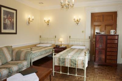 Elme Hall Hotel - Laterooms