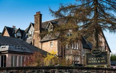 Loch Fyne Hotel & Spa - Laterooms