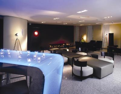 Park Plaza Nottingham - Laterooms