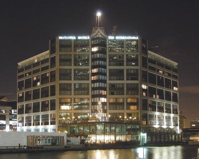 Britannia International Hotel, Canary Wharf - Laterooms