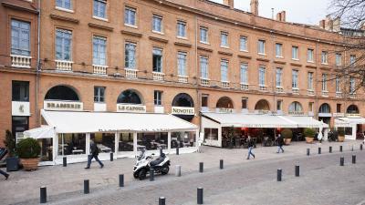 Novotel Toulouse Centre Wilson - Laterooms