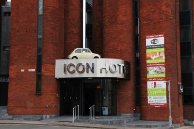 Icon Hotel Luton - Laterooms