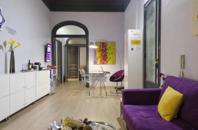 Umma Barcelona Bed&Breakfast; Boutique - Laterooms