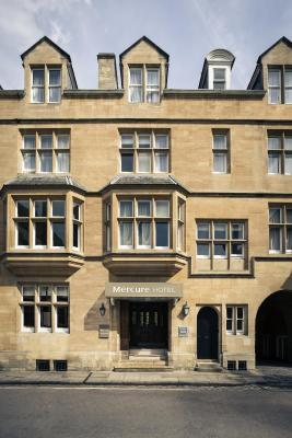 Mercure Oxford Eastgate Hotel - Laterooms