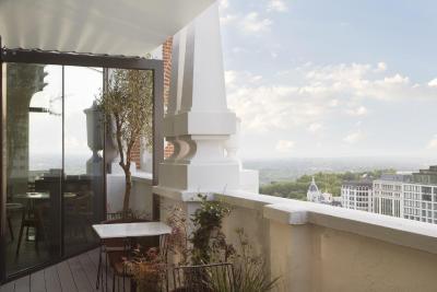 TRYP Madrid Washington Hotel - Laterooms