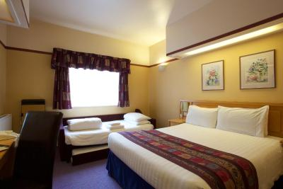 Hallmark Hotel Derby Midland - Laterooms
