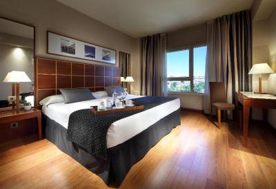 EUROSTARS GRAN MADRID - Laterooms