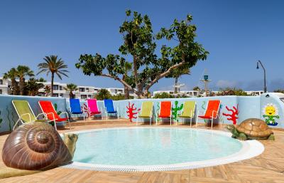 H10 Suites Lanzarote Gardens - Laterooms
