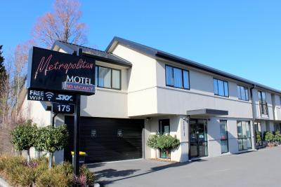 175 Metropolitan Executive Motel on Riccarton - Laterooms