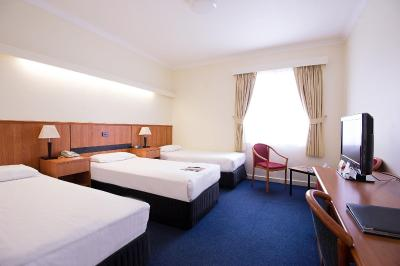Comfort Hotel Perth City - Laterooms