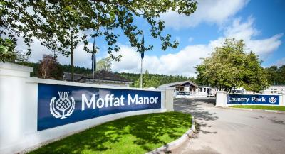 Moffat Manor Holiday Park - Laterooms