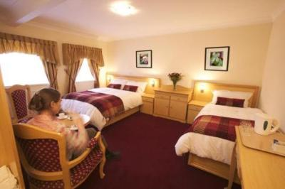 Gateway Hotel - Laterooms