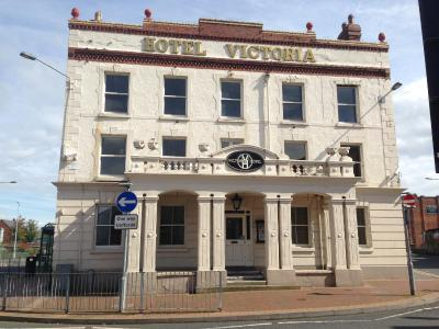 Victoria Hotel - Laterooms