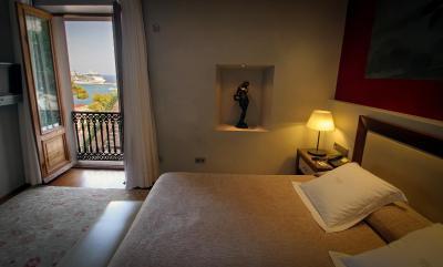 Hotel Mirador De Dalt Vila - Laterooms
