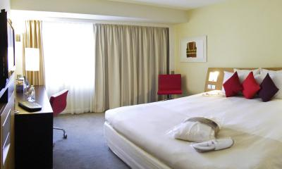 Novotel Sheffield Centre - Laterooms