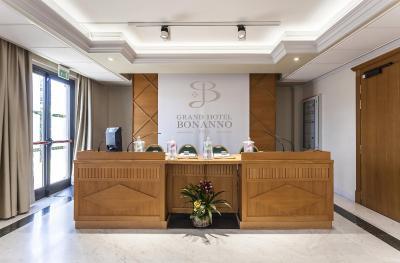Grand Hotel Bonanno - Laterooms