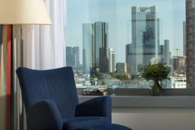 MARITIM Hotel Frankfurt - Laterooms
