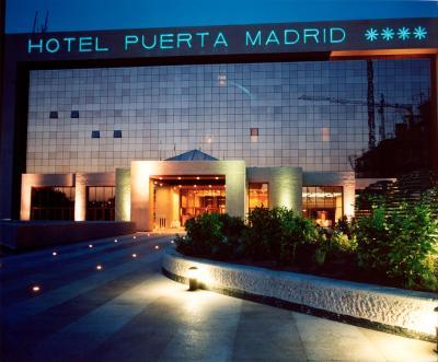 Silken Puerta Madrid - Laterooms