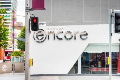 Ramada Encore Leicester City Centre - Laterooms