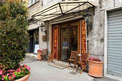Hotel Corallo - Laterooms