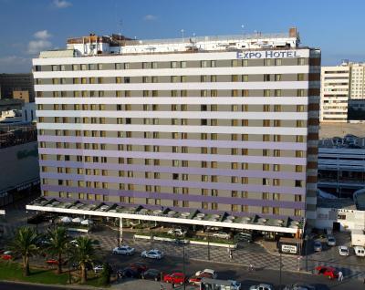 Expo Hotel Valencia - Laterooms