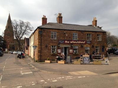 The Wheatsheaf - Laterooms