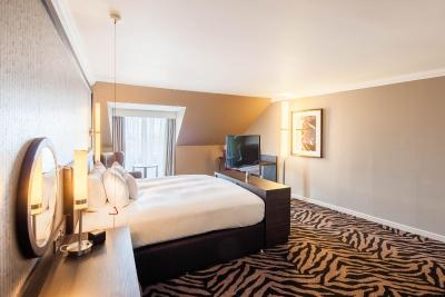 DoubleTree by Hilton Hotel Edinburgh City Centre - Laterooms