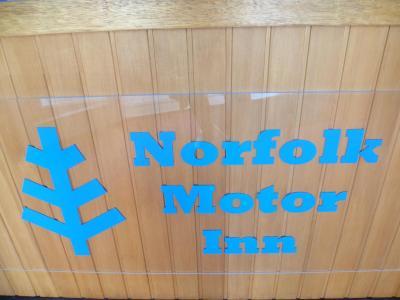 Norfolk Motor Inn - Laterooms