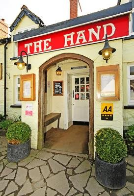 The Hand at Llanarmon - Laterooms