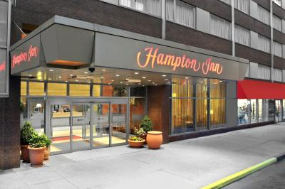 Hampton Inn Manhattan-Times Square North - Laterooms