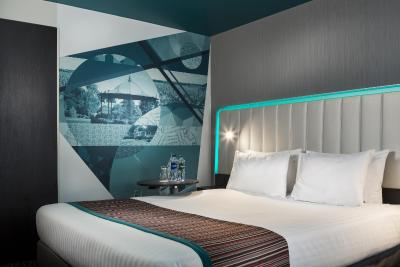 Park Inn by Radisson Northampton - Laterooms