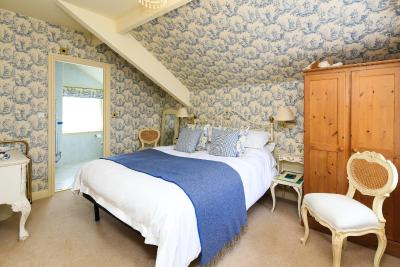 The Old Vicarage Dolfor - Laterooms
