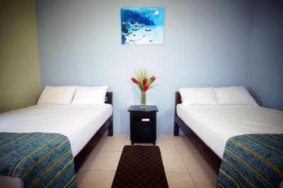Hotel Tim Bamboo - Laterooms