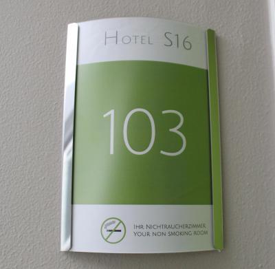 Hotel S16 (non-smoking) - Laterooms