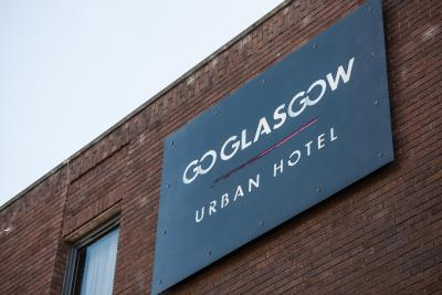 GoGlasgow Urban Hotel - Laterooms