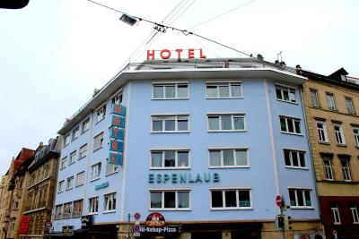 Hotel Espenlaub - Laterooms