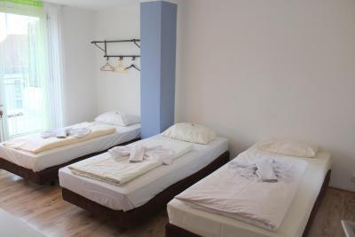 Hotel Espenlaub - Laterooms