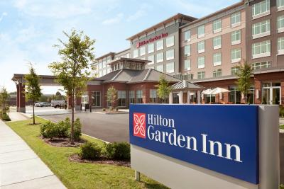 Hilton Garden Inn Boston Logan Airport - Laterooms