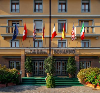 Grand Hotel Bonanno - Laterooms