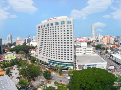 Hotel Royal Penang - Laterooms