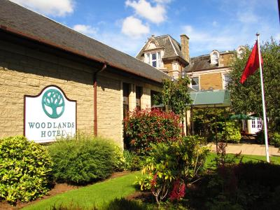 BEST WESTERN Woodlands Hotel - Laterooms