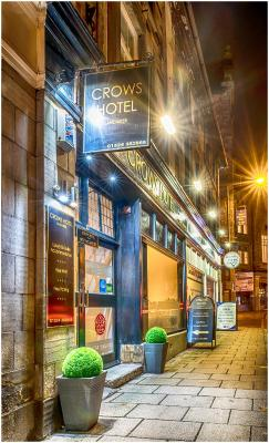 Crows Hotel - Laterooms