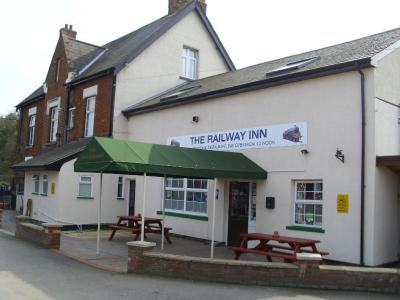Railway Inn - Laterooms